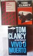 TRES LIBROS DE TOM CLANCY - Books, Magazines, Comics