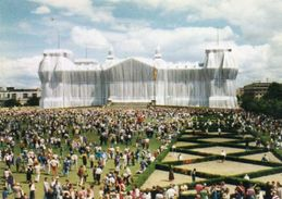Reichstag In Berlin Vom 17.6 Bis 6.7.1995 - Allemagne