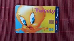 Tweety Phonecard Australia Used - Australia