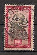 CONGO BELGE 295 MANONO - A - 1947-60: Gebraucht