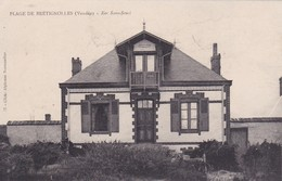 [85] Vendée > Bretignolles Sur Mers Plage De Bretignolles Villa Ker Sans Souci - Bretignolles Sur Mer