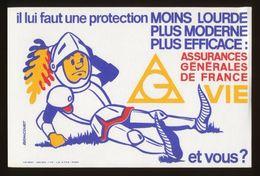 Buvard - ASSURANCES AG-Vie - Buvards, Protège-cahiers Illustrés