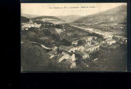 CPA  Contes   : La Grave  Vallée Du Paillon  : Avec Publicité   Défenseur -conseil  Carte écrite - Contes