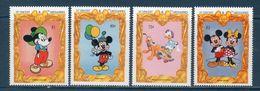 St.Vincent E Grenadines 1994 -- 65° Ann. Di Mickey (Yvert 2145/48) --**MNH / VF - St.Vincent E Grenadine