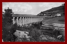 Saint Brieuc  - Le Viaduc De Souzin  ( Scan Recto Et Verso ) - Saint-Brieuc