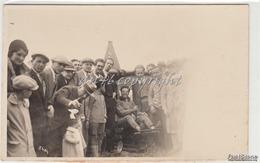 """FIRENZE 26.4.1931-""""CAMPO LUIGI GORI"""" Peretola_Sull'Apparecchio Il Cap.della M.V.S.R. Vasco ...OGRI-Originale100%_2 Scan- - Firenze"""