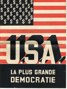 USA La Plus Grande Democratie  Propagande Anti- Juive 23 Blz - 1939-45