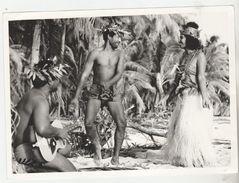 LOT DE CARTE POSTAL NEUF DE TAHITI ETABLISSEMENT CINEMATOGRAPHIQUE DES ARMEES 1 PIECE - Tahiti
