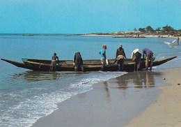 SENEGAL  RETOUR DE LA PECHE (dil319) - Sénégal