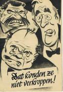 Dit Konden Ze Niet Verkroppen 30 Ble Propagande Nazisme - 1939-45