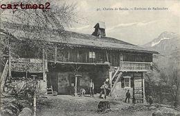 ENVIRONS DE SALLANCHES CHALETS DE SAVOIE 74 - Sallanches
