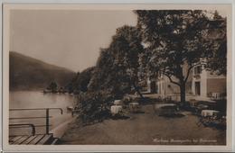 Kurhaus Baumgarten Bei Immensee - Photoglob No. 07154 - SZ Schwyz