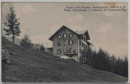 Hotel Und Pension Seebodenalp (1030 M) 1 Stunde Ob Küssnacht (Kt. Schwyz) Animee Photo: J. Beyerlein - SZ Schwyz