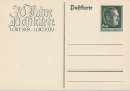 DR Ganzsache Minr. PII Postfrisch - Briefe U. Dokumente