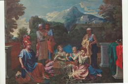"""Virginia Museum Of Fine Arts. """"Achilles On Skyros""""  By Nicolas Poussin. S-2253 - Museum"""