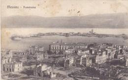 Messina, Panorama (PK37574) - Non Classés