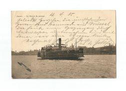 Anvers.  Le Bateau De Passage (1915). - Antwerpen