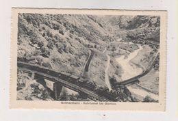 SWITZERLAND GIORNICO Nice Postcard - TI Tessin