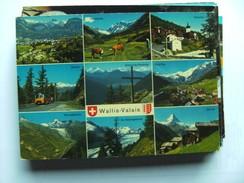 Zwitserland Schweiz Suisse VS Wallis Valais Nice - VS Valais