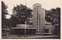 Antwerpen, Anvers Wereldtentoonstelling 1930, Paviljoen Der Opsierende Kunsten (PK37597) - Antwerpen