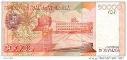 VENEZUELA P. 87b 50000 B 2005 UNC - Venezuela