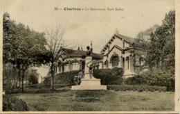 28 CHARTRES - Le Monument Noël BALLAY - Couleur - Chartres