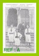 PLOUDALMEZEAU SOCIETE ARZELLIZ Le Drapeau à Lourdes Juin 1914 - Ploudalmézeau