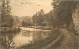 SY-VIEUXVILLE - L'Ourthe Et Les Roches - Promenades Vers Palogne - Ferrières
