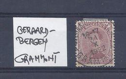 N°140C GESTEMPELD Geraardsbergen - Grammont SUPERBE - 1915-1920 Albert I