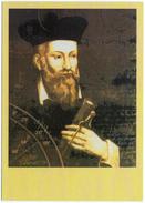 500th Anniversary Of Nostradamus (by Catalin Ilinca) - Altre Illustrazioni
