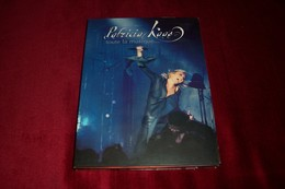 PATRICIA KAAS  TOUTE LA MUSIQUE  ENREGISTRE LES 18 / 19 NOVEMBRE AU CIRQUE ROYAL A BRUXELLE   21 TITRES + BONUS - Musik-DVD's