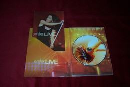 JENIFER FAIT SON LIVE  20 TITRES + BONUS  + 1 LIVRET DE PHOTOS INEDITES - DVD Musicali