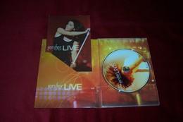 JENIFER FAIT SON LIVE  20 TITRES + BONUS  + 1 LIVRET DE PHOTOS INEDITES - Musik-DVD's