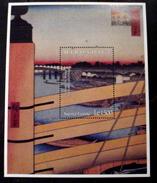 SIERRA LEONE # 2003.  Souvenir Sheet - 1500le, Painting By Hiroshige.  MNH (**) - Sierra Leone (1961-...)