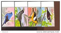 GRENADA  GR   2496-9 MINT NEVER HINGED SET OF STAMPS OF BIRDS   #  S-540   ( - Vögel