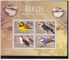 GRENADA   GRE   2668 MINT NEVER HINGED MINI SHEET OF BIRDS   #   M-380-2  ( - Non Classés