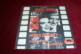 INDICATIF ORIGINAL  DU CINE CLUB - Soundtracks, Film Music