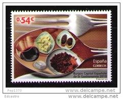 4.- 007 SPAIN ESPAGNE 2014. BURGOS 2013. GASTRONOMY. WINE - 1931-Oggi: 2. Rep. - ... Juan Carlos I