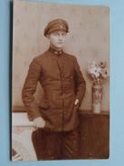 Soldaat In Uniform : Te Identificeren OOSTBLOK Anno 1927 / Soldier / Militaire ( Zie Foto's ) ! - Guerre, Militaire