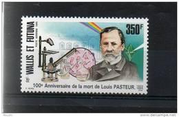 WALLIS ET FUTUNA  PA N° 186** - PASTEUR - INSTRUMENTS Et LABORATOIRE - Cote 10.50 € - Louis Pasteur