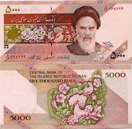 IRAN       5000 Rials       P-145e       ND (2003)       UNC - Iran