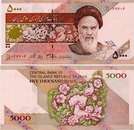 IRAN       5000 Rials       P-145[g]       ND (2005)       UNC  [ Sign. 33 ] - Iran