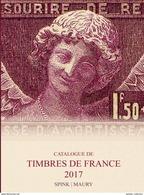 Catalogue De Timbres De France Spink Maury - Frankrijk