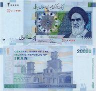 IRAN       20,000 Rials       P-153       ND (2014)      UNC  [ 20000 ] - Iran