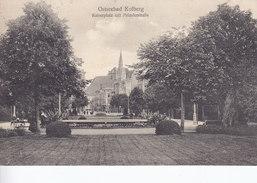 Ak Kolberg, Kaiserplatz Mit Münderstraße, 1915 - Polen