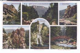 Harz, Versch. Klippen  Mehrbild (6)  -   **5290** - Altenau