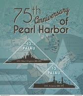 Palau 2016 Pearl Harbor 75th Memorial - Other
