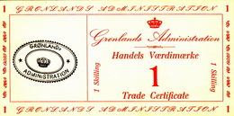 * GREENLAND 1 SKILLING ND (1942) P-M8 UNC [GL405b] - Groenlandia