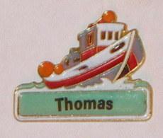 Pin's CHALUTIER THOMAS - Boats