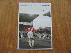 51751 Barclays Premier League, Limited Edition PC. RORY DELAP Causes Chaos In The ARSENAL Box. Stoke City 2 Arsenal 1. - Soccer